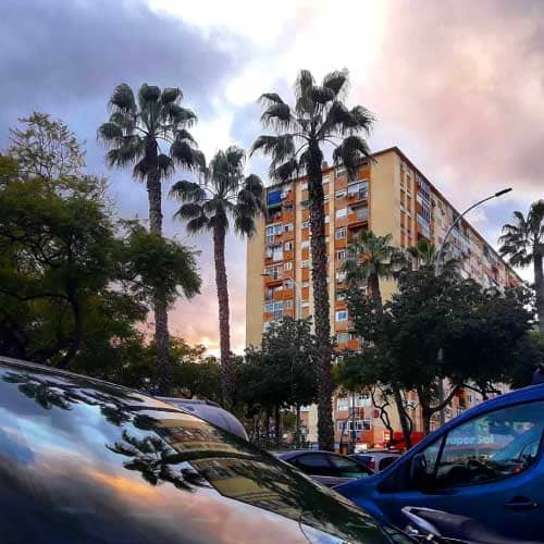 Empresa de self storage en Málaga barrio de Huelin